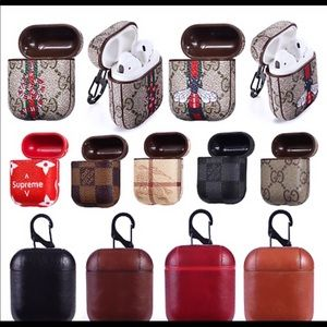 Air pods head phones cases